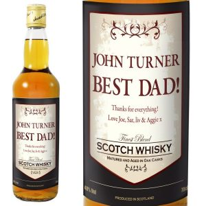Personalised Classic Whisky