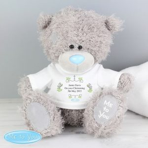 Personalised Me To You Blessing Bear & T-Shirt