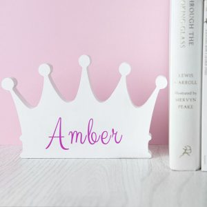 Personalised Princess Crown