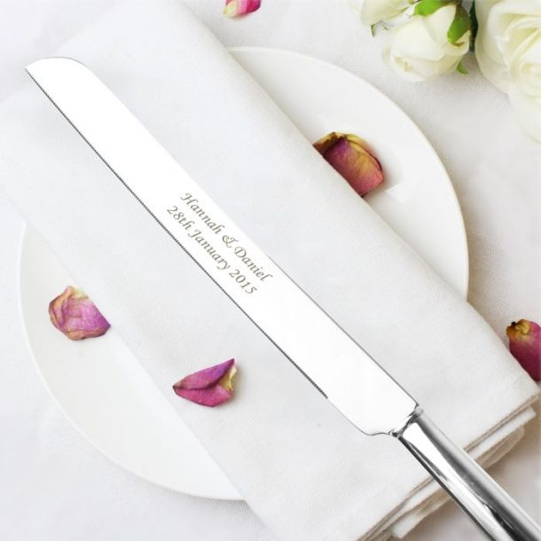Personalised Special Occasions Cake Knife