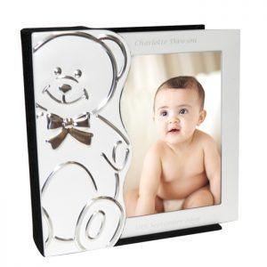 Personalised Teddy Baby Album