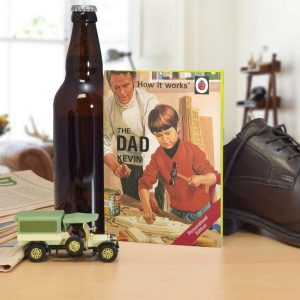 Personalised The Dad Ladybird Book