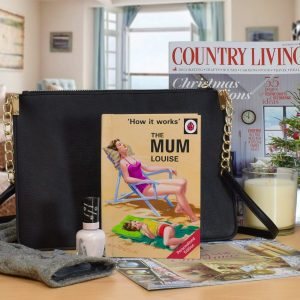 Personalised The Mum Ladybird Book