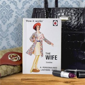 Personalised The Wife Book