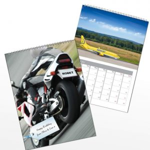 Personalised Vehicles Calendar