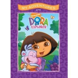 Personalised Dora the Explorer Book