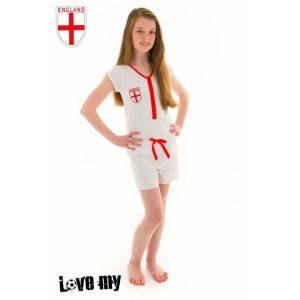 Kids England Shortee