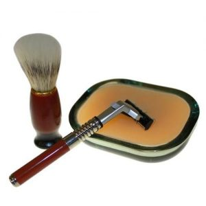 Sage Patchouli & Orange Old School Shave Kit