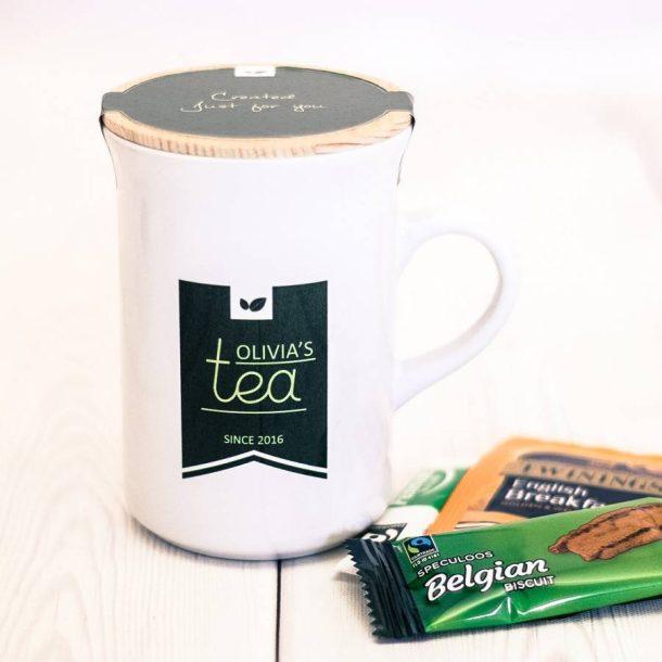 Personalised My Cuppa Tea Mug Set