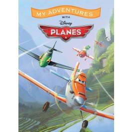 Personalised Disney Planes Book