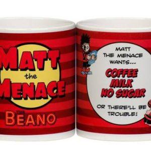 Personalised Beano Tea Break Mug