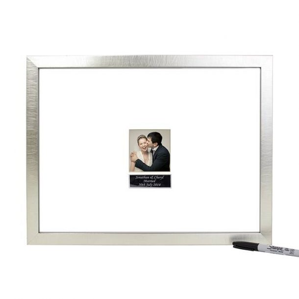 Personalised Message Frame & Pen