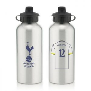Personalised Spurs Water Bottle