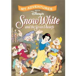 Personalised Snow White Book