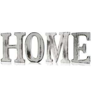 Home Shabby Chic Letters