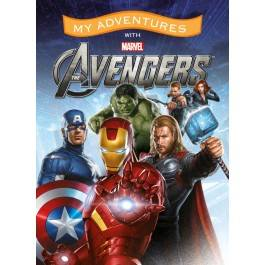 Personalised The Avengers Book
