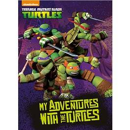 Personalised Teenage Mutant Turtles Book