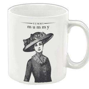 Yummy Mummy Porcelain Mug